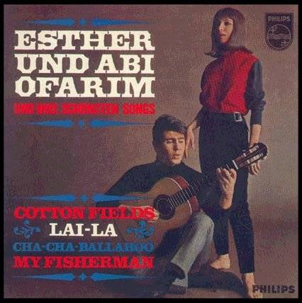 Esther & Abi Ofarim* Esther And Abi Ofarim - Live Ofarim Concert