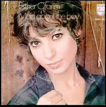 Esther Ofarim - Mad about the boy - Povereta