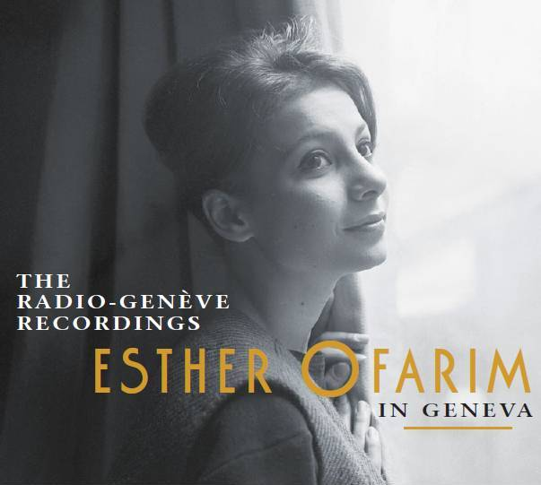 Esther Ofarim in Geneva