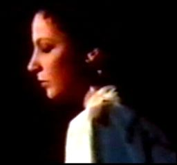 Esther in Israel Show 1972 - click!