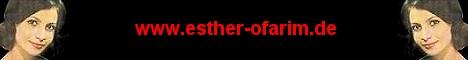 Website über Esther Ofarim