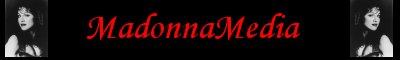 Website über Madonna