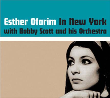 Esther Ofarim - In New York