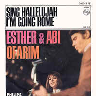 Esther and Abi Ofarim - Sing hallelujah - I'm going home