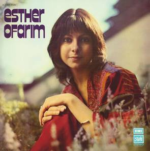 Esther Ofarim - EMI / Pathé Marconi 2C 064-05287 - front side