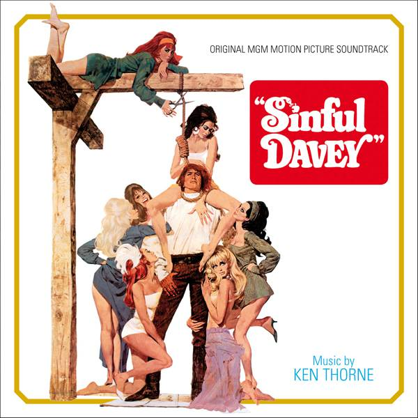 Sinful Davey - Ken Thorne with Esther Ofarim - 1969