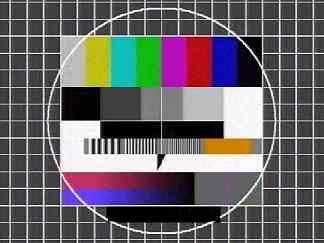 Tv Error Screen Test Patterns Colorbars Ask Metafilter